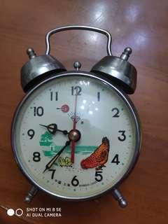 Clock 懷舊上鏈鐘