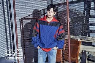 WTB / LF Wanna One Undivided Album - Kang Daniel full set