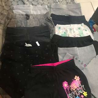 Leggings & Short - Bundle C
