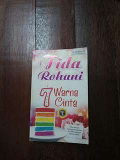 Novel 7 Warna Cinta