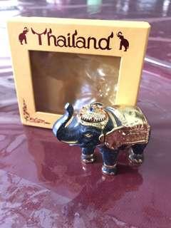 Pajangan Gajah (hitam)