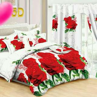 5 in 1 BED SHEET SET