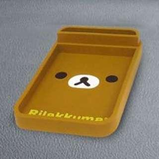 好物小舖~拉拉熊手機(iPhone)放置防滑盒