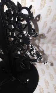 改善氣場之耳環連耳骨 Silver 925