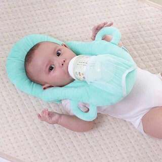 2 in 1 baby pillow