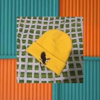 F21 — Yellow Hiphop Bonnet