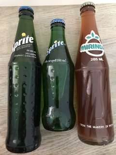 🚚 F & N bottles Coke Bottles