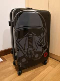 Star wars Limited Edition Luggage #starwars #collection