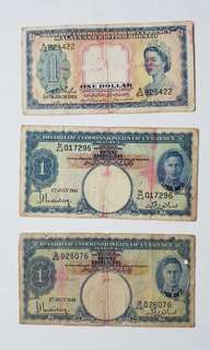 Vintage currency