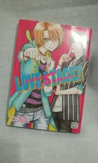 BL manga Love stage vol 4