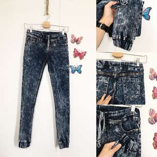 Jeans joger size 26