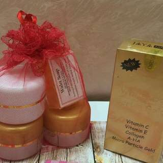 Cream Walet Gold