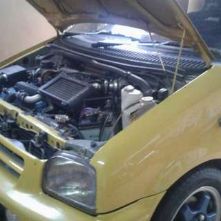 Kancil L5 Turbo (A) 4 Piston