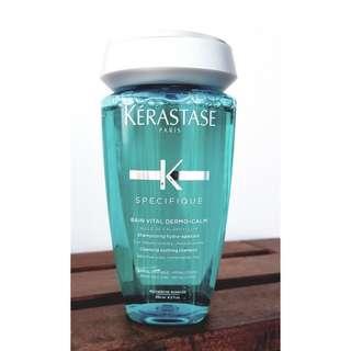 🆕Loreal Kerastase Bain Vital Dermo-Calm Shampoo 250ML