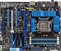 Mobo and cpu set