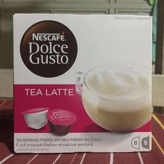 NESCAFE Dolce Gusto Coffee Capsules
