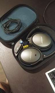 Bose Quiet Comfort 25 (QC25) Headphones