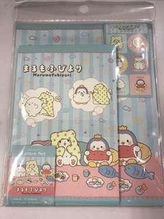 Morumofubiyori Letter Set