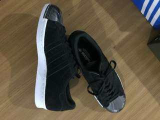 Brand new, adidas superstar metal toe size 38