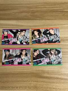Super junior m 飯卡
