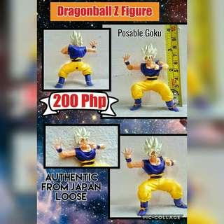 Dragonball Z Goku Posable
