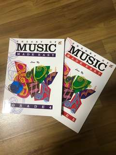Theory of music practical book