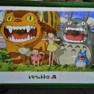 Sale 500pesos Nalang. Totoro Puzzle Frame