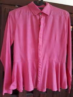 Preloved pink-segar