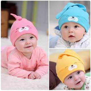 BABY BONNET AND BOOTIES