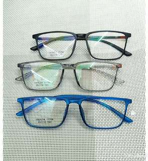 Rectangular eyewear