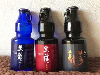 日本清酒 黑龍+ 九頭龍