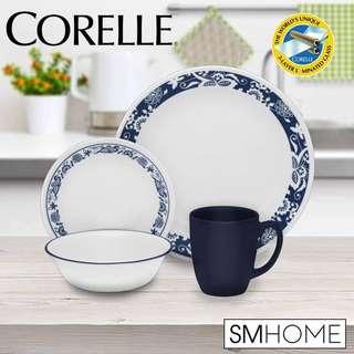 corelle livingware 16pcs