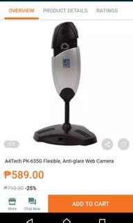 A4TECH PC Webcam Camera