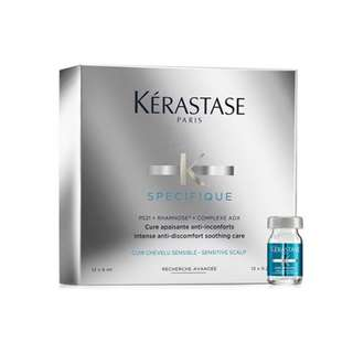 Kerastase Specifique Cure Apaisante Anti-Inconforts Intense Soothing Hair Care (11pcs X 6ml)