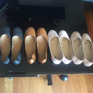 Brand New Ladies flats size 9