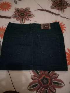 Rok Mini LM Jeans