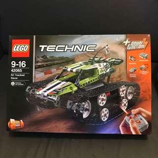 全新Lego 42065 Technic 搖控車 連摩打 搖控