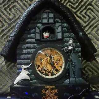 Nigthmare Before Christmas WALL CLOCK