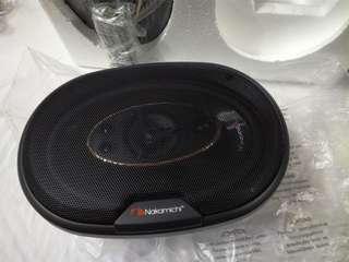 6x9 three way coaxial speaker