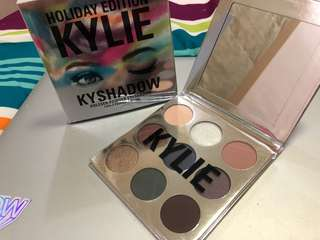 BRAND NEW Kylie Kyshadow Holiday Edition Palette