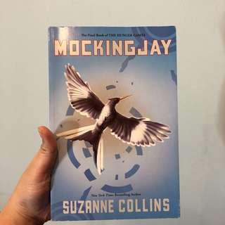 The Hunger Games: Mockingjay Novel