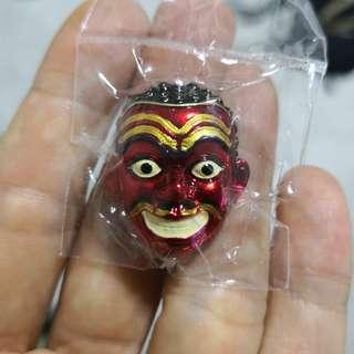 Jao Ngor or Jao Gor or Zao Gor or Zao Ngor mask. NEW & UNWORN. STILL IN SEALED BAG.