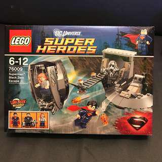 全新Lego 76009 已停產 DC Super Heroes Superman