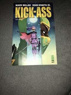KICK-ASS COMIC ISSUE 5