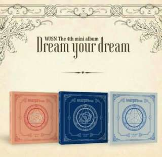 PRE ORDER WJSN DREAM YOUR DREAM Album