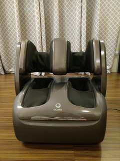 OmKNEE Therapy - Acupressure Machine, Leg & Foot Massager