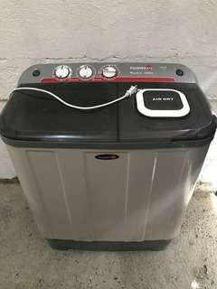REPRICED‼️FUJIDENZO WASHING MACHINE