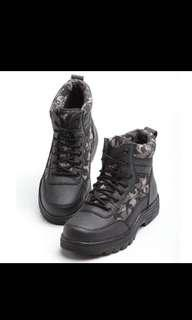 PO Men's Safety Boots