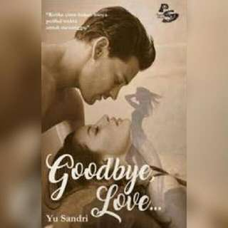 Ebook Goodbye, Love