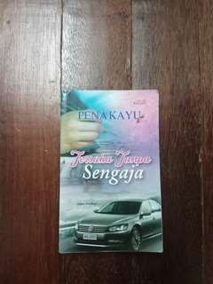 Novel Tersuka Tanpa Sengaja